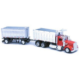 1/43 D / C Kenworth W900 Camiones Doble