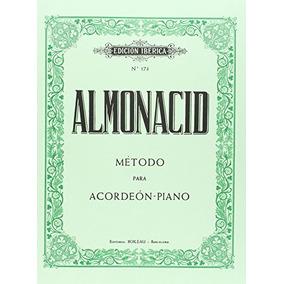 Método Acordeón-piano Agapito Almonacid