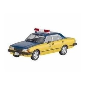 Miniatura De Serviço Opala Policia Rodoviaria Federal 1/43