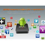 Mxq Pro Caja De Tv Amlogic S905w 1gb + 8gb Android 7.1