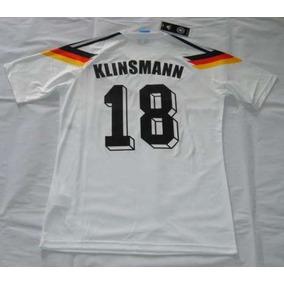 Camiseta Alemania 1990 Klinsmann