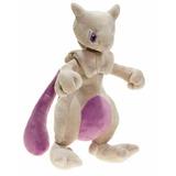 Peluche Pokemon Gran Mewtwo Pokemon 28cm Envio Gratis