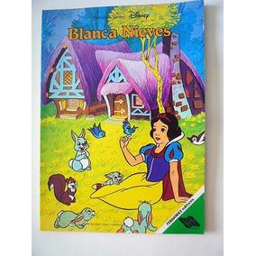 Arg Libro Blanca Nieves Con Dibujos Disney