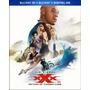 Xxx - Return Of Xander Cage 3d - Bluray 3d + Bluray 2d Usa