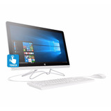 Computador All-in-one Hp 24-g210la Wind 10 Home 4gb X6a79aa