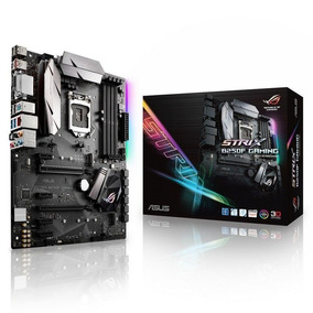Mother Asus Rog Strix B250f Gaming 1151