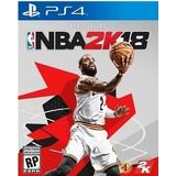 Nba 2k18 Ps4 Digital Con Tu Usuario, Lideres!