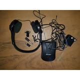 Auricular Inalambrico Y Transmisión