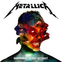 Metallica - Hardwired... To Self - Destruct ( 3 Cds ) Once