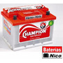 Bateria Champion 12x75 Oferton !! Quilmes