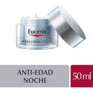 Eucerin Hyaluron Filler Noche 50ml Rellena Arrugas Original