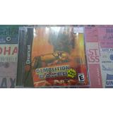 Demolition Racer Dreamcast $15.990 Nuevo Karasu Big