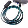 Cable Usb Luz Flujo Iphone O Micro Usb Envio Gratis!!!