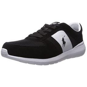 Zapatos Hombre Polo Ralph Lauren Cordellsk, Black, 234