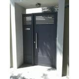 Puerta Entrada Pasillos O Departamentos.