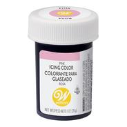 Gel Colorante Para Glaseado Rosa Original