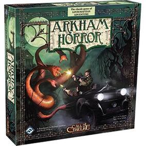 Arkham Horror - Nuevo - Ingles - Envio Gratis!