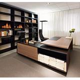 Multi-mueble Para Oficina 5 Piezas Mdf Revestido Formica