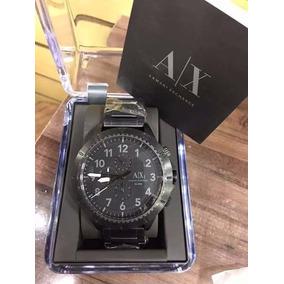 bcce0253805e1 Relógio Feminino Armani Exchange Ax3012 Aço Com Strass - Relógios no ...