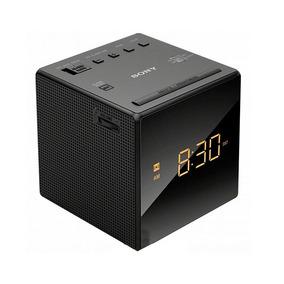 Radio Reloj Despertador Portátil Sony