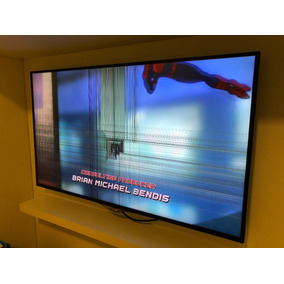 Smart Tv Lg 42 4k Tela Danificada