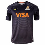 Camiseta De Jaguares Rugby Nike 2017 Original