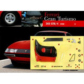 Fasciculo 06 Ferrari Enzo Planeta Deagostini 1/10