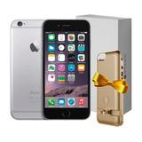 Celular Apple Iphone 6 16gb Space Gray Grado A + Power Case