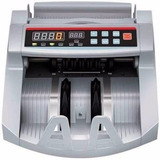 Maquina Contadora Billetes Y Detectora De Falsos 1000 X Min