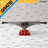 Trucks Skate Iron 6.0 - 169mm - Livianos Resistentes