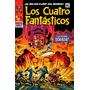 Los Cuatro Fantásticos 3 La Edad Dorada. Marvel Gold.