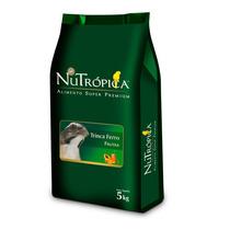 Ração Nutrópica Para Trinca-ferro Com Frutas 5kg - Premium