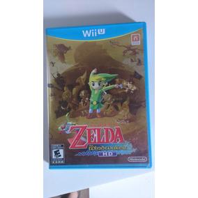 Zelda W.waker+new Super Mario Bros.aceito Wiiu Procontroler