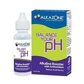 Alkazone Alcalina Ph Booster Drops (paquete De 3)