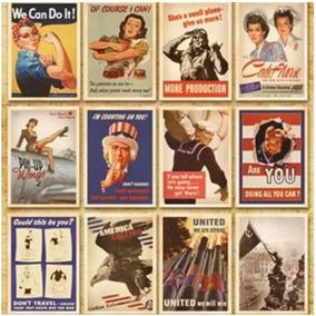 2a Guerra Mundial - 32 Cartões Postais
