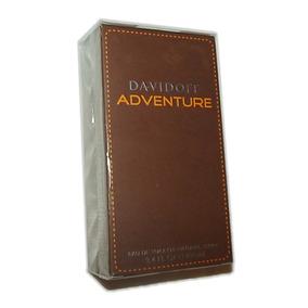 Perfume Davidoff Adventure 3,4 Oz / 100 Ml 100% Original