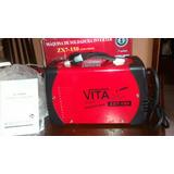 Maquina De Soldar Vita 150 Amp Inverter 220v Garantia