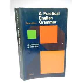 A Practical English Grammar J. Thomson Y V. Martinet D8