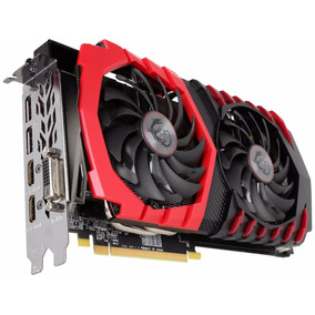 Placa De Vídeo Msi Radeon Rx 580 Gaming X 4g