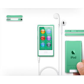 Apple Ipod Nano 7ª Geração 16gb Tela Touch 2,5 Novo/lacrado