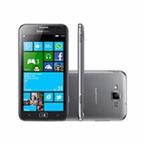 Samsung Galaxy Ative S Windows Phone-novo- Vitrine-original
