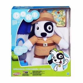 Pelúcia Doki Aventureiro Hasbro Playskool D