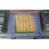 Scooter Hyper Hyper Cd Maxi Single Techno 90s