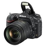 Cámara Réflex Digital Nikon D750 De Formato Fx Con 24-120 Mm