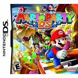 Juego Nintendo Ds 3ds Mario Party Ds - Refurbished Fisico