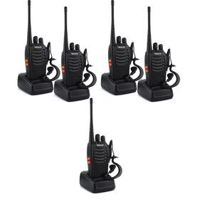 5 Radios Comunicación Portátil Retevis 2 Vías H-777