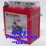 Bateria Gel P/ Moto Yamaha Dt200 Xt250 Xt350 Xl Rd Yb3l-b**