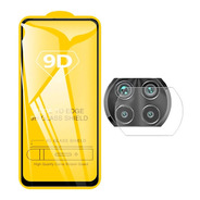 Pelicula Mi 10t Lite Tela 6.67 Full Glue + Pelicula Camera