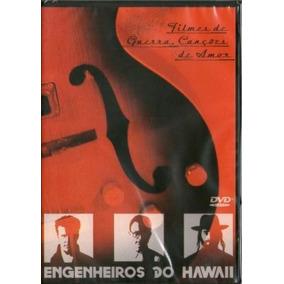 Dvd Engenheiros Do Hawaii- Filmes De Guerra, Cançoes (92004)