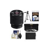 Sony Alpha E-mount Fe 28-70mm F / 3.5-5.6 Oss Zoom Con Kit D